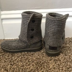 Ugg Classic Cardi boot